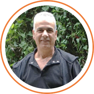 אבי זיו מנהל אחזקה בסופר ספרינקלר